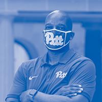 Dean Bonner in mask